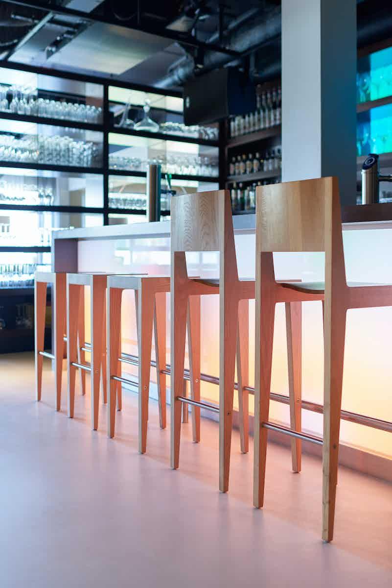 Spectrum Furniture Oak Toos Stool Institu Haute Living