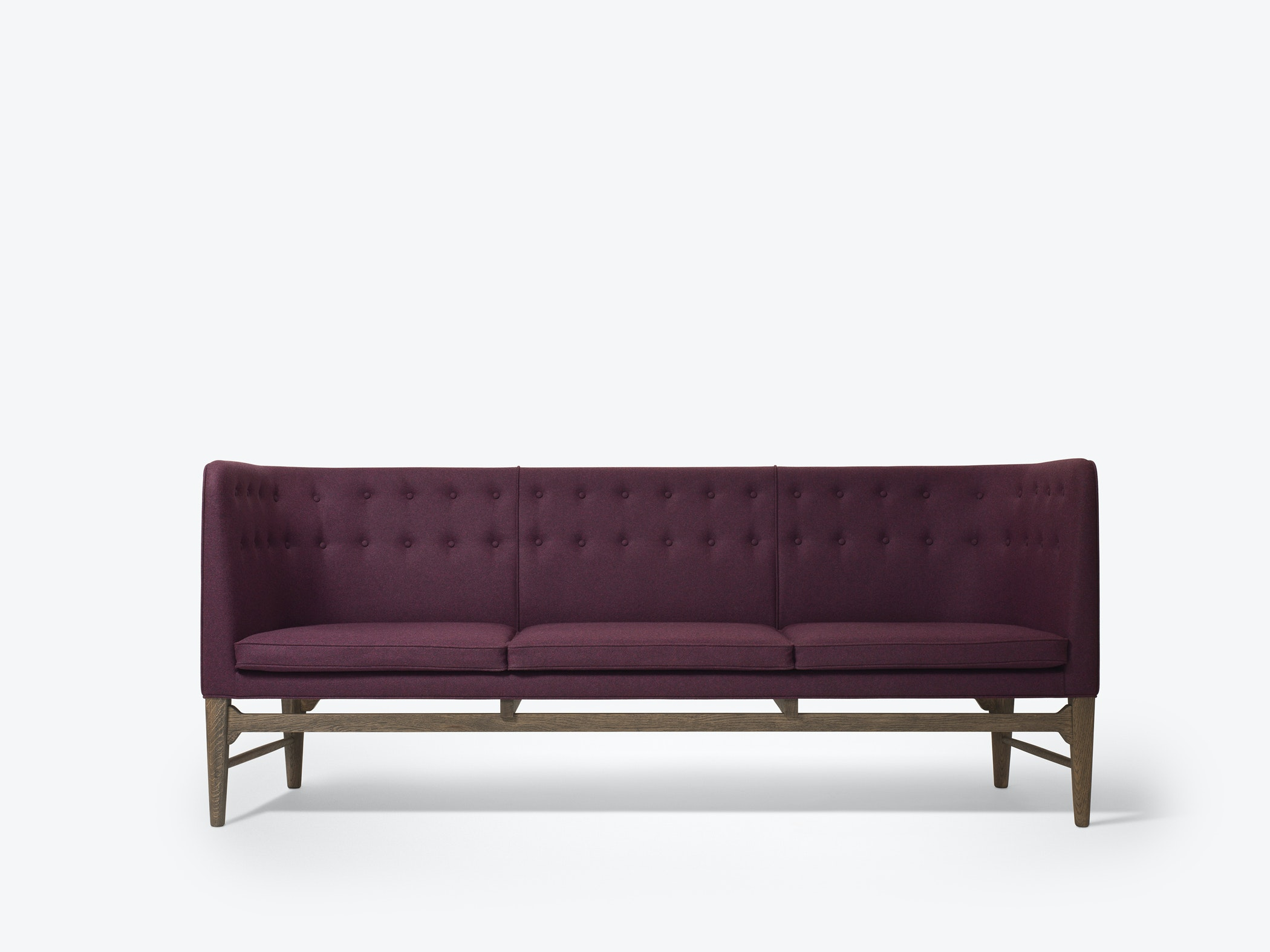Mayor Sofa Aj5 Aubergine 1