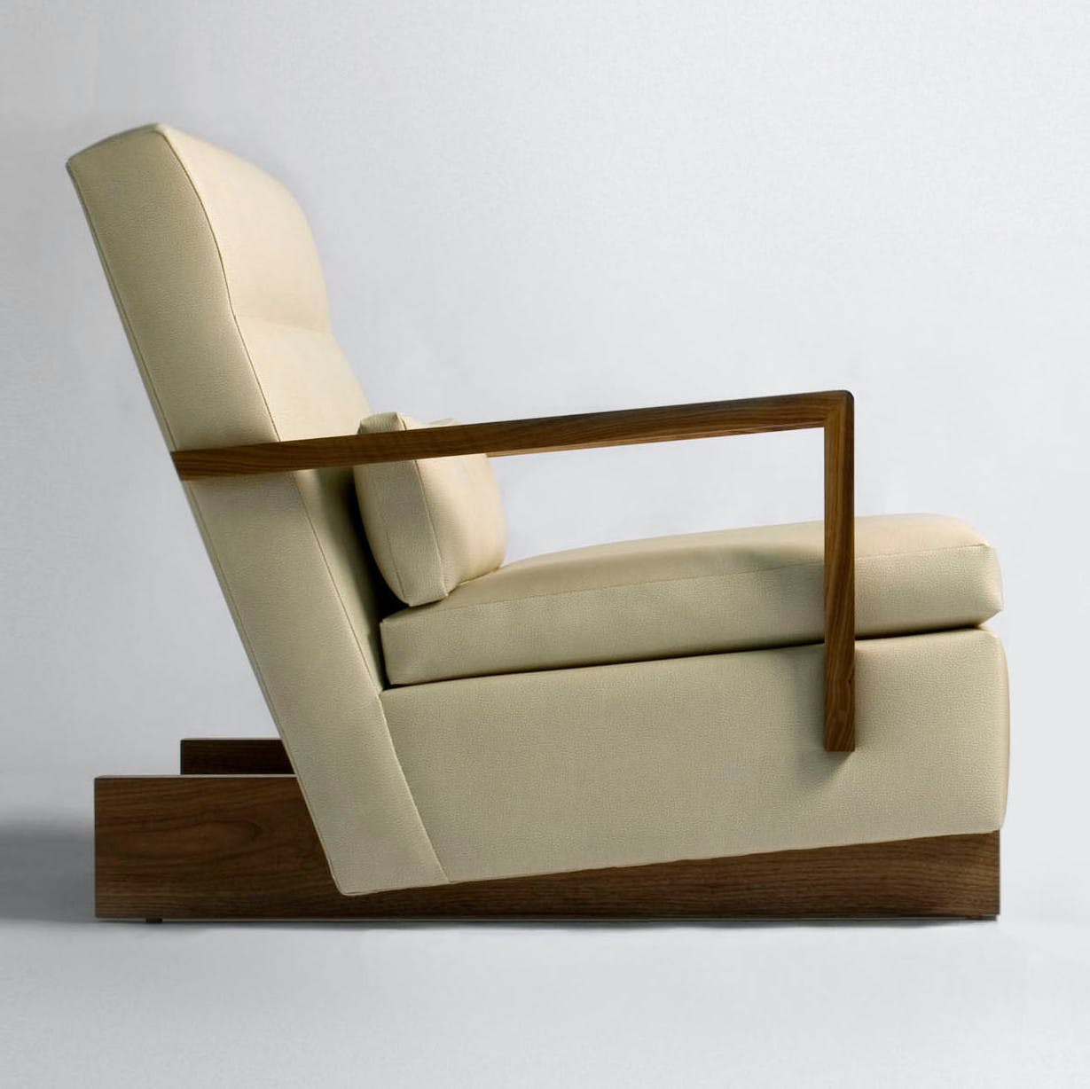 Phase Design Trax Lounge Chair Side Haute Living
