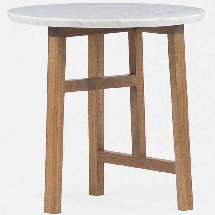 Trio Side Table By Nerihu In Walnut And Marble3Web 1840X1250