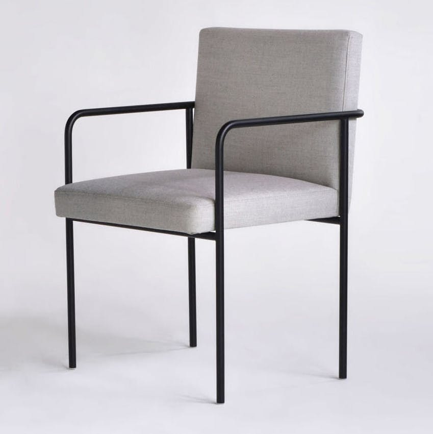 Phase Design Trolley Side Chair Angle Haute Living