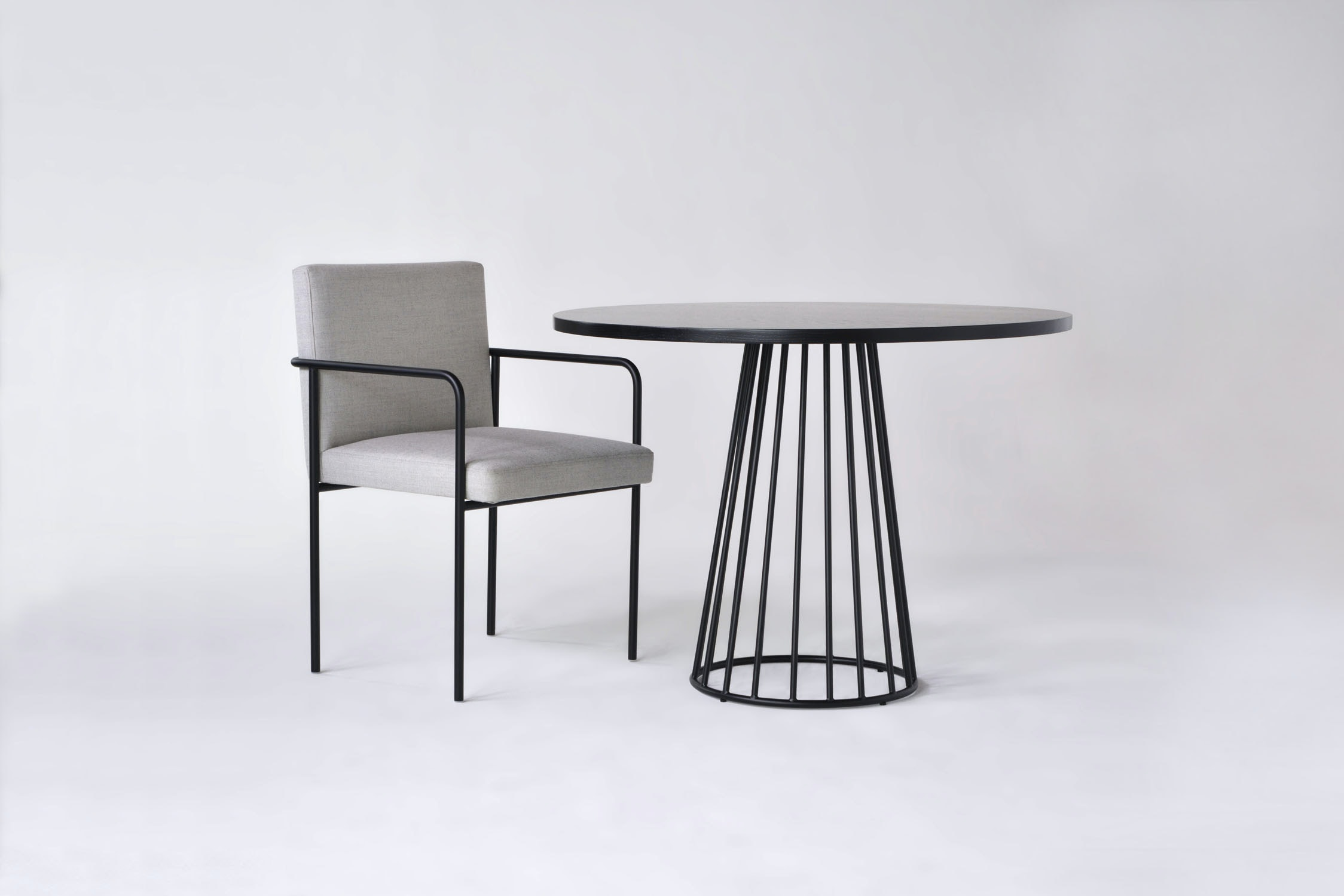 Phase Design Trolley Side Chair 3