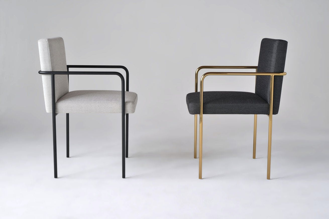 Trolly Sides Chair