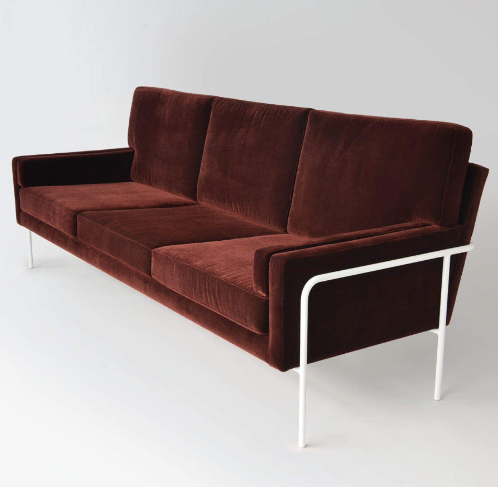 Phase Design Trolley Sofa Red Angle Haute Living 190108 185451