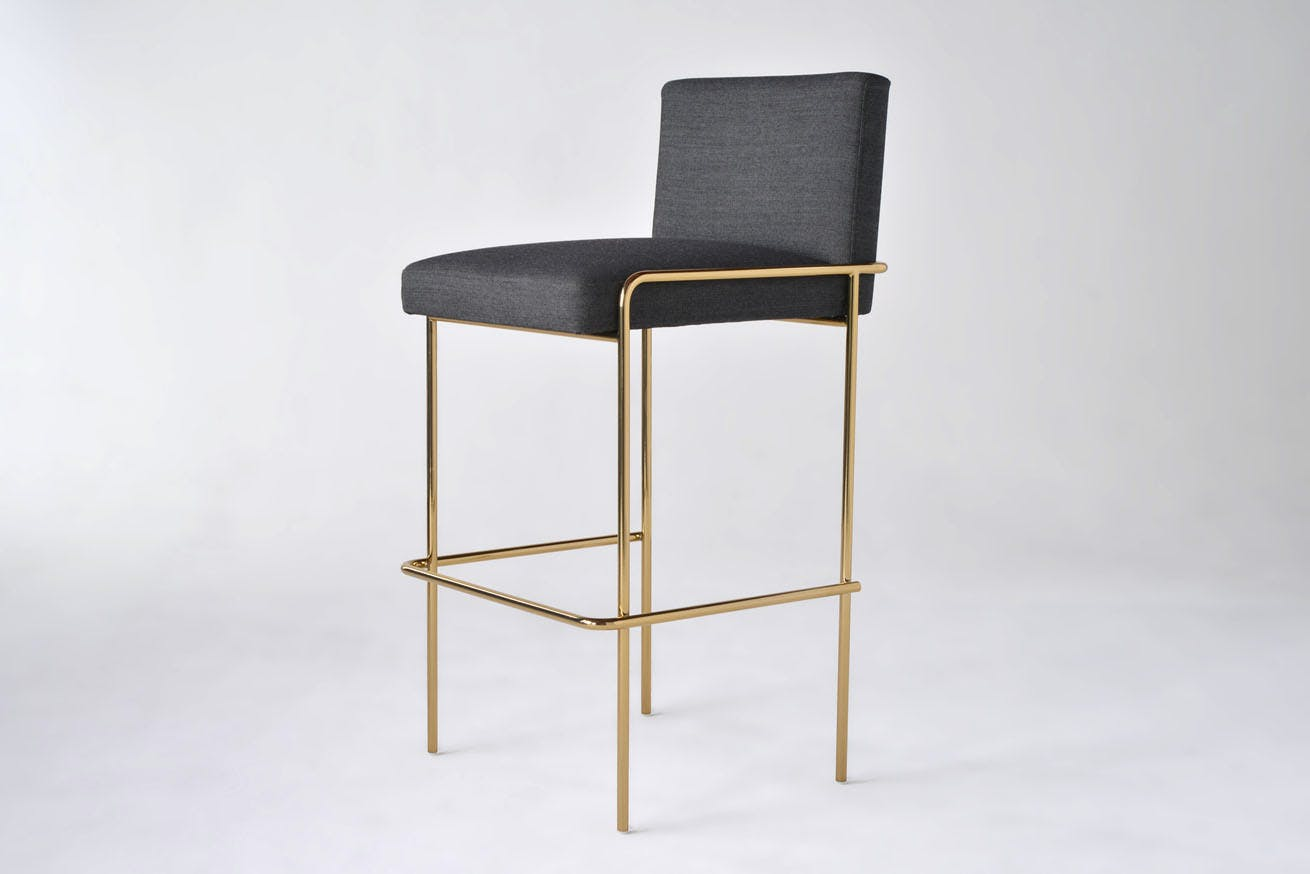Phase Design Trolley Bar Stool 5