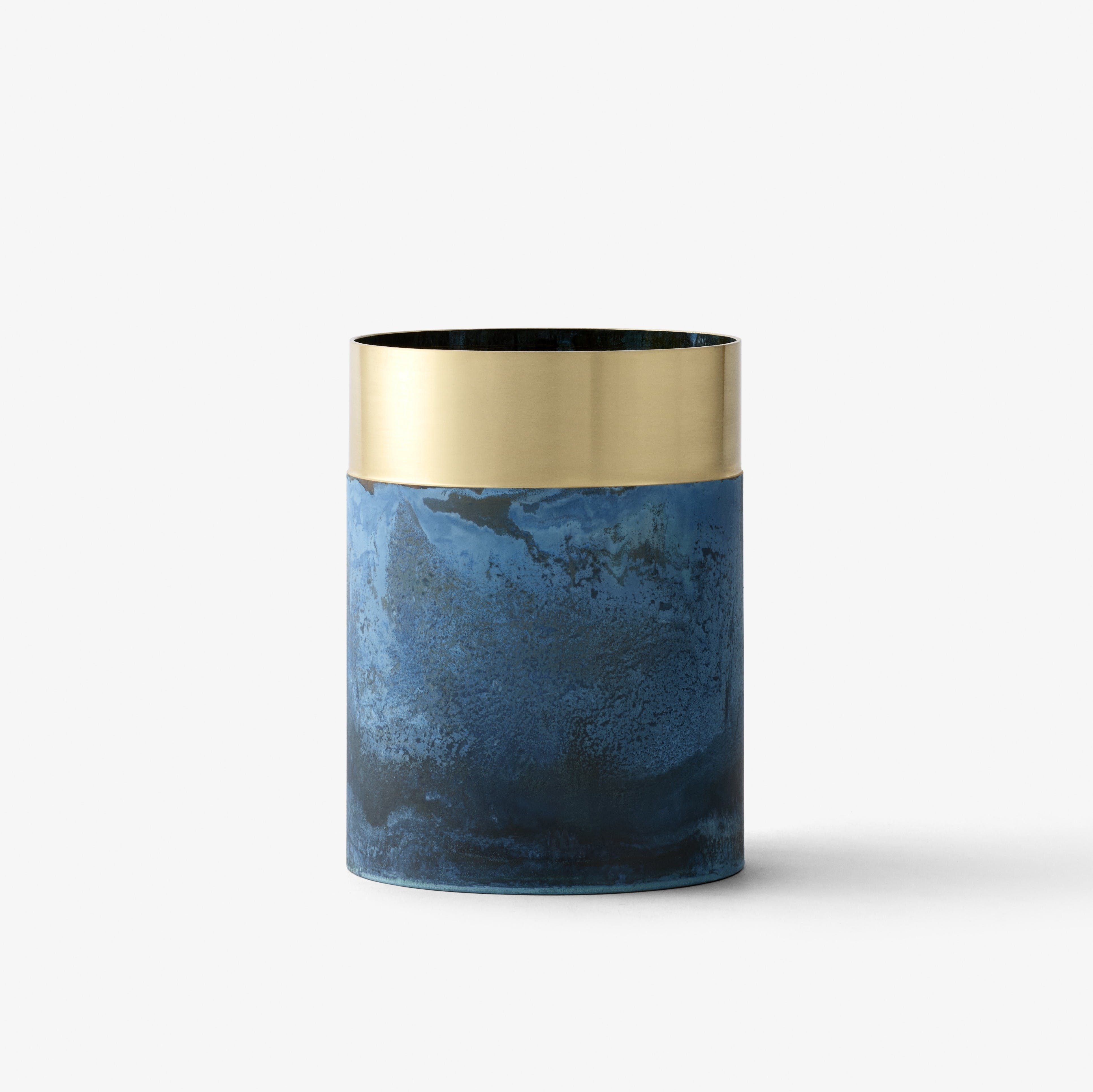 Traditions True Colors Vases Blue Haute Living