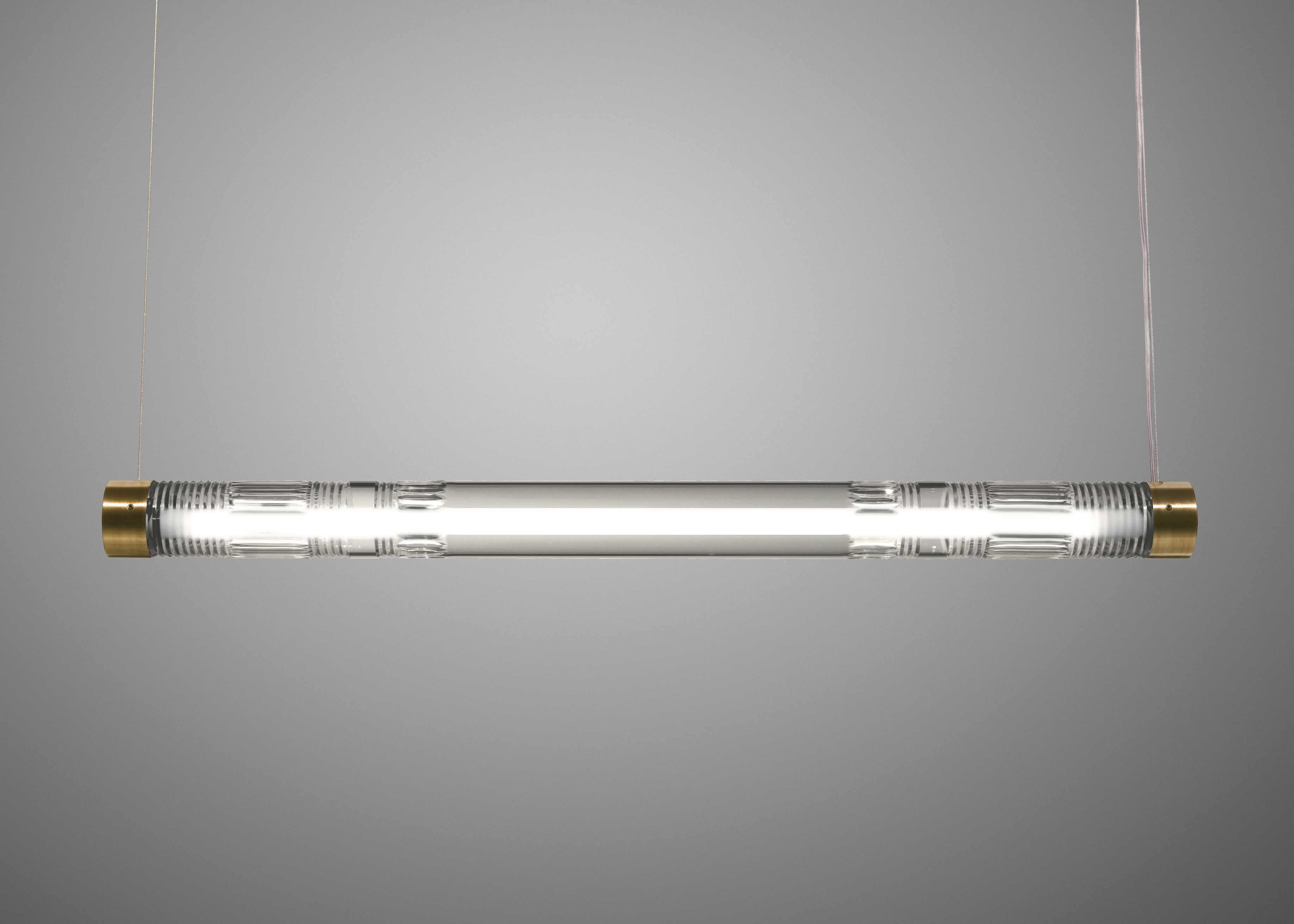 lee broom crystal tube light haute living