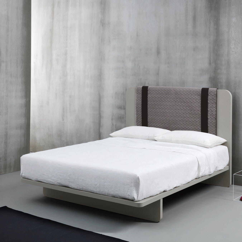 Caccaro Tune Bed Full Angle Haute Living