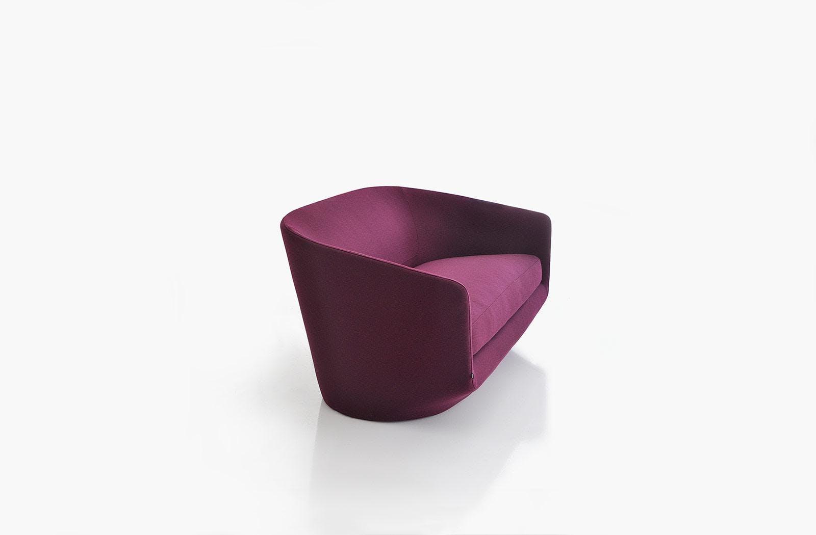 Bensen U Sofa Angle