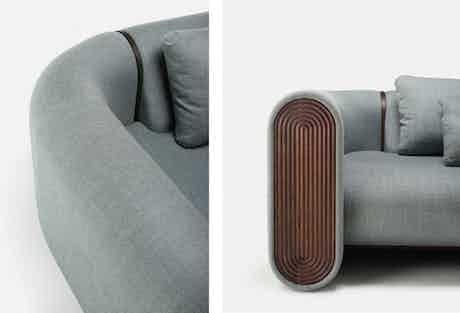 De La Espada Autoban Union Sofa Details Haute Living