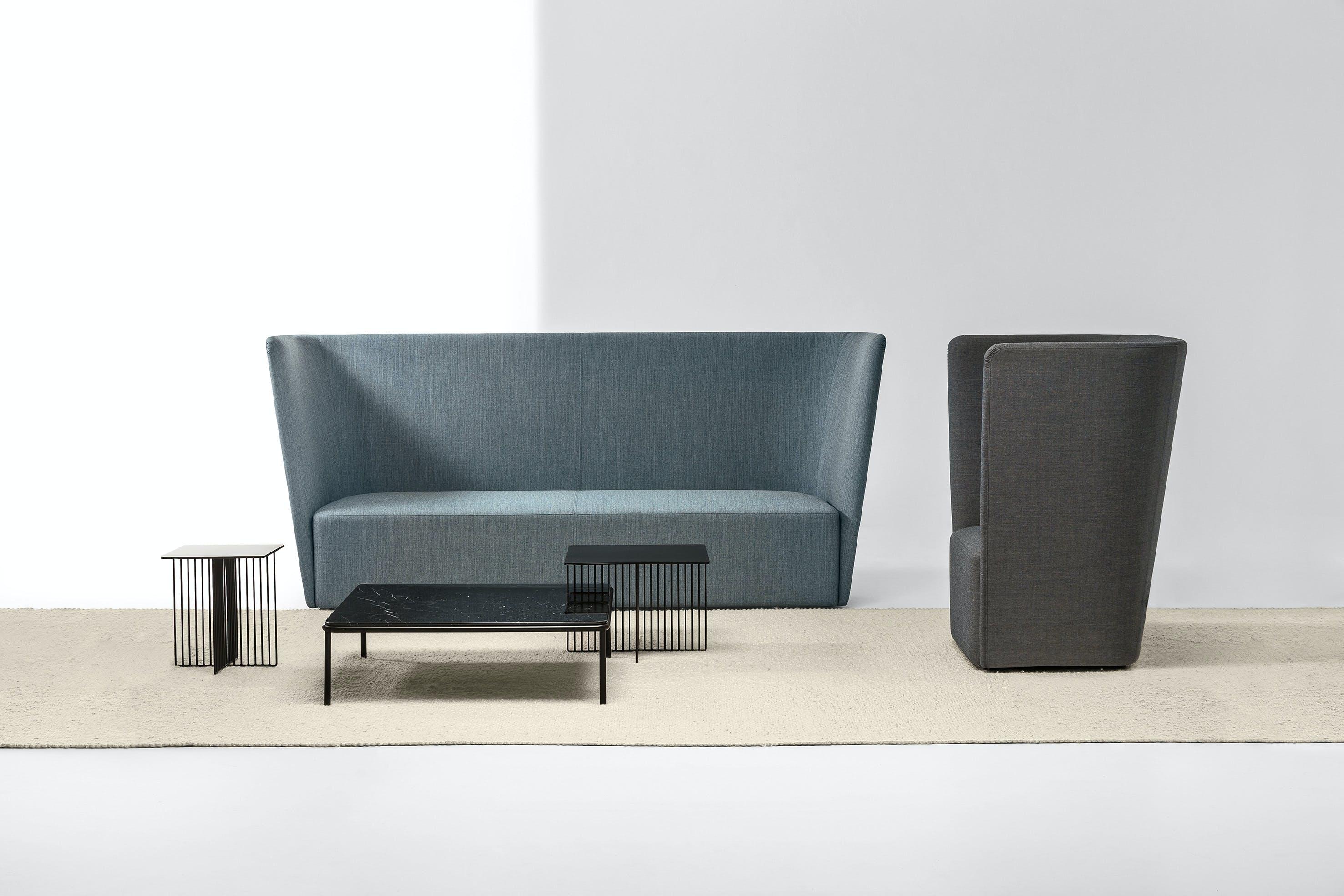 Lacividina-velour-sofa-with-chair-haute-living
