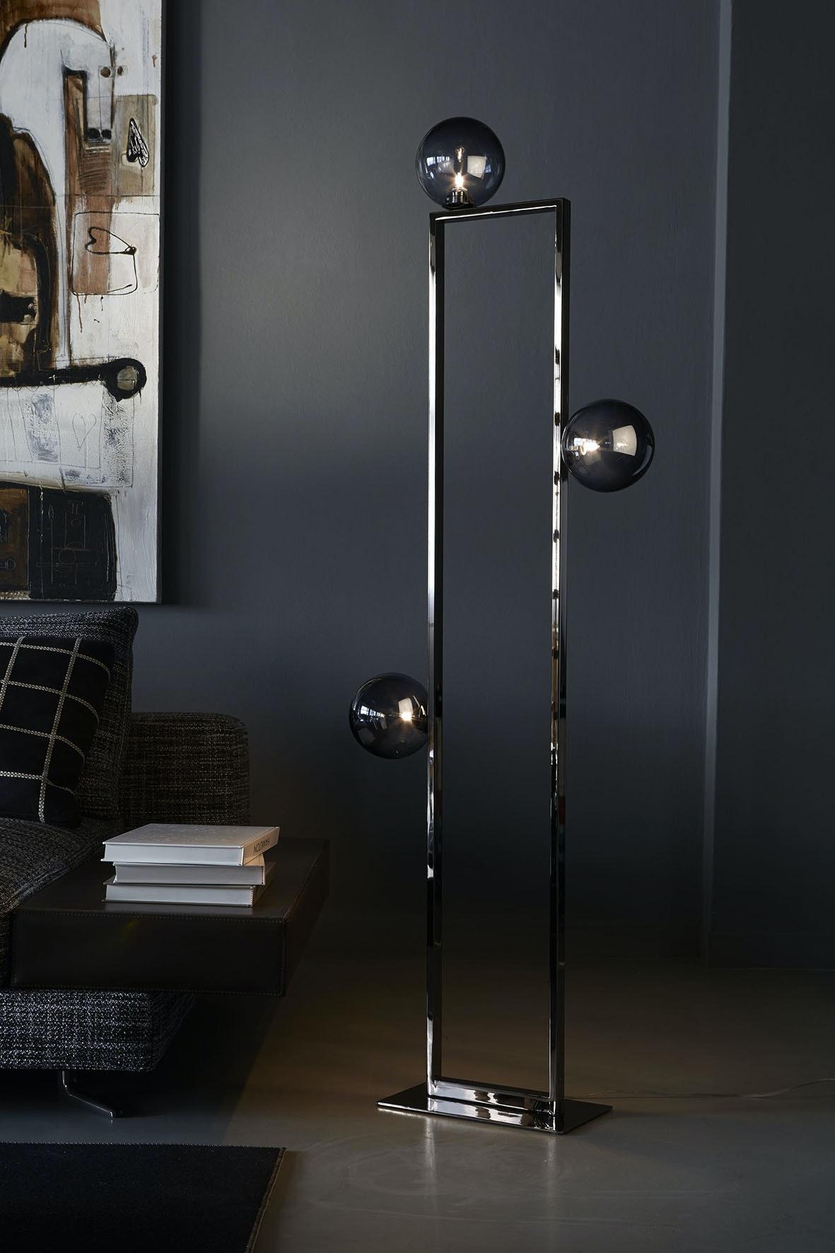 Mondrian Glass Floor Lamp 1