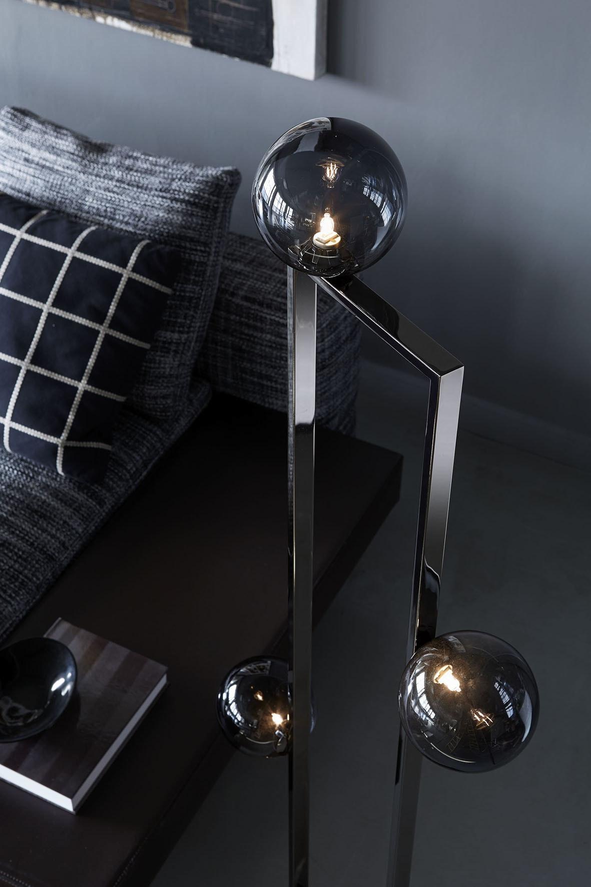 Mondrian Glass Floor Lamp 3