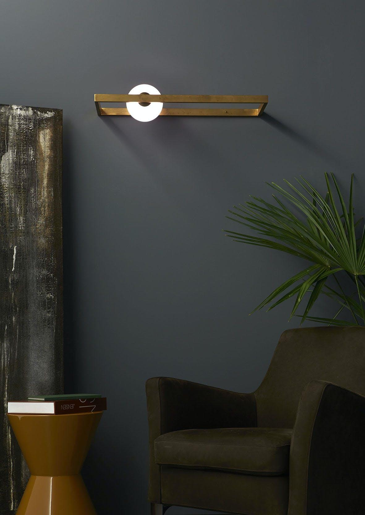 Mondrian Glass Wall 3