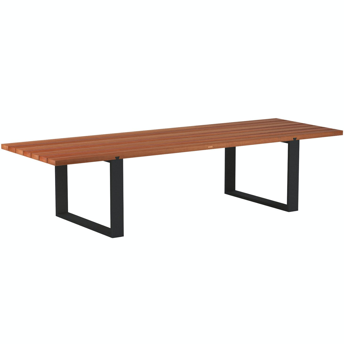 Royal Botania Vigor Table Black Haute Living