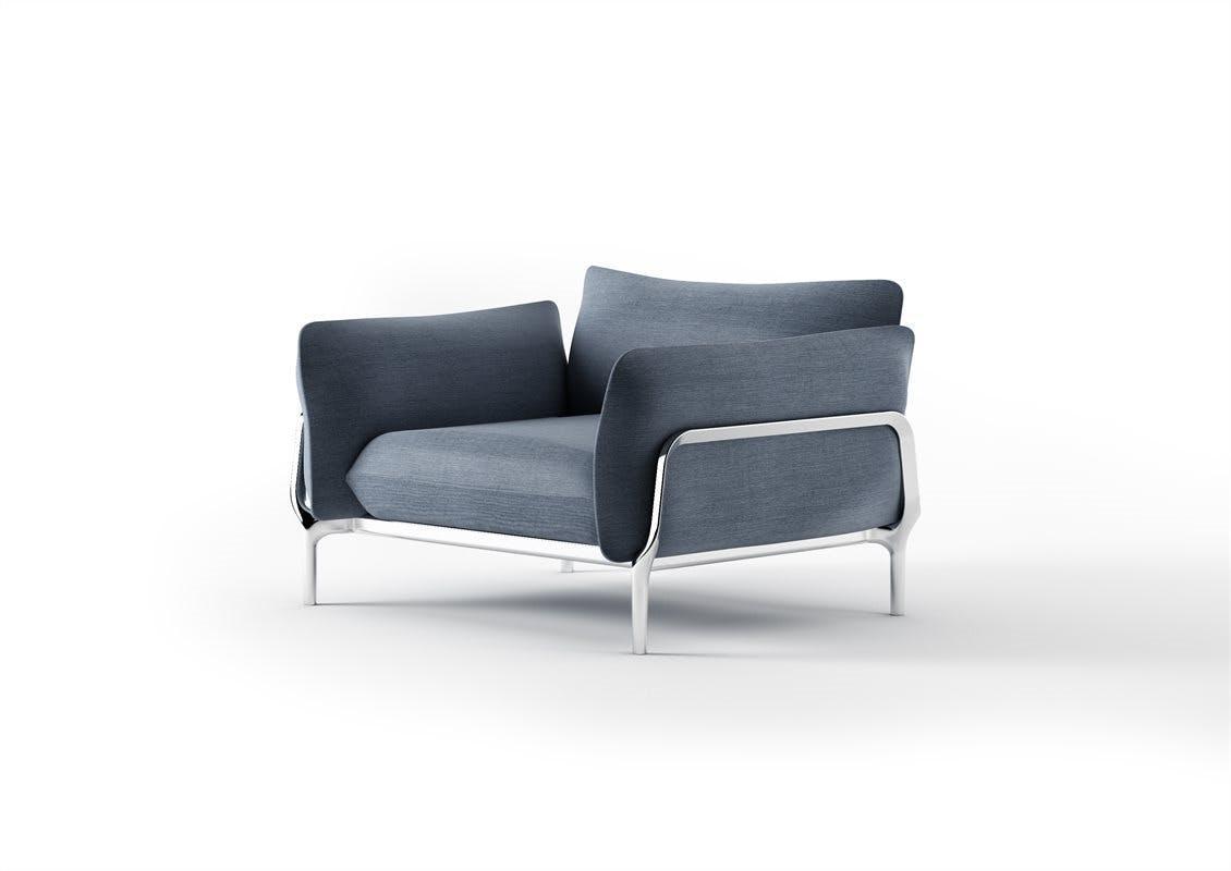 Alias Blue Grey Vina Chair Side