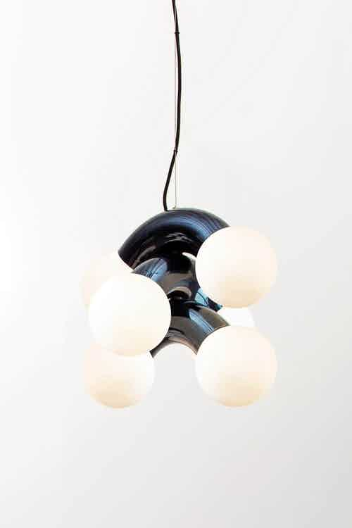 andlight vine 3 pendant by caine heitzman haute living