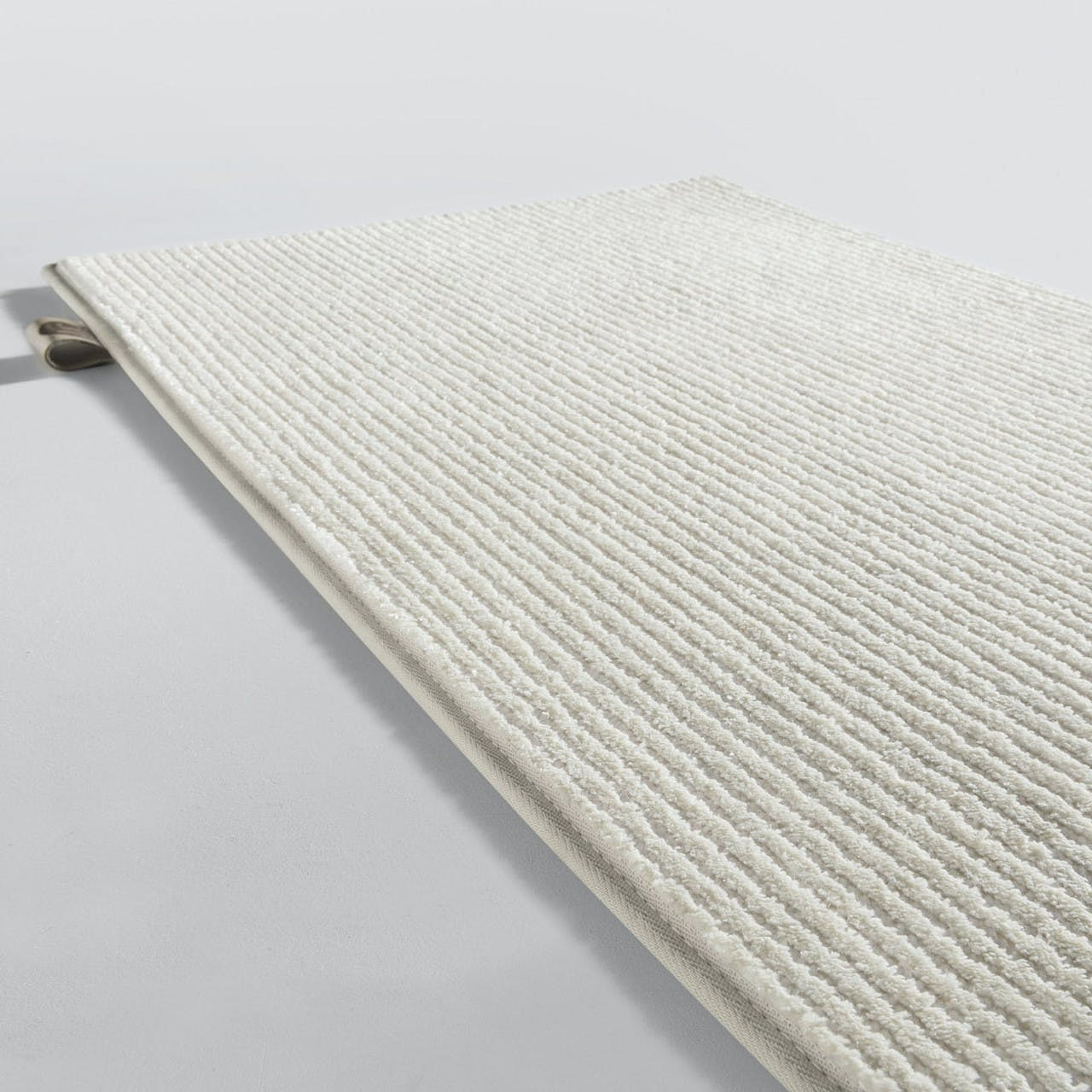 Limited Edition Rugs Vivaldi Rug White Haute Living