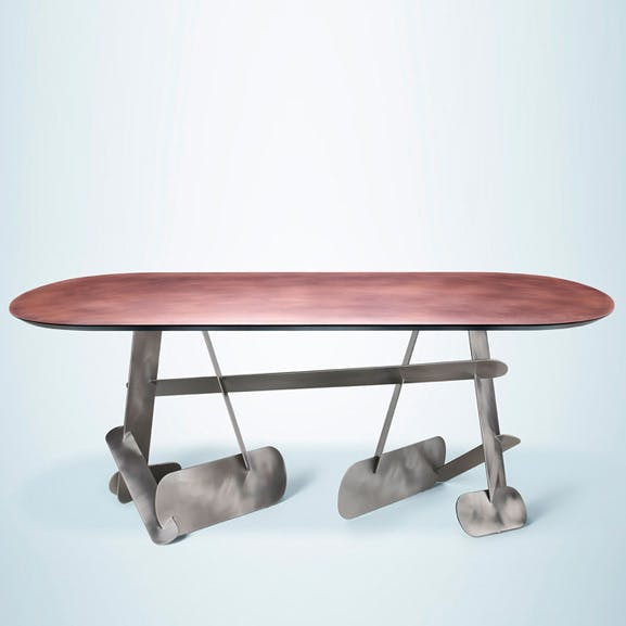 De Castelli Vomere Table Front Haute Living Thumbnail