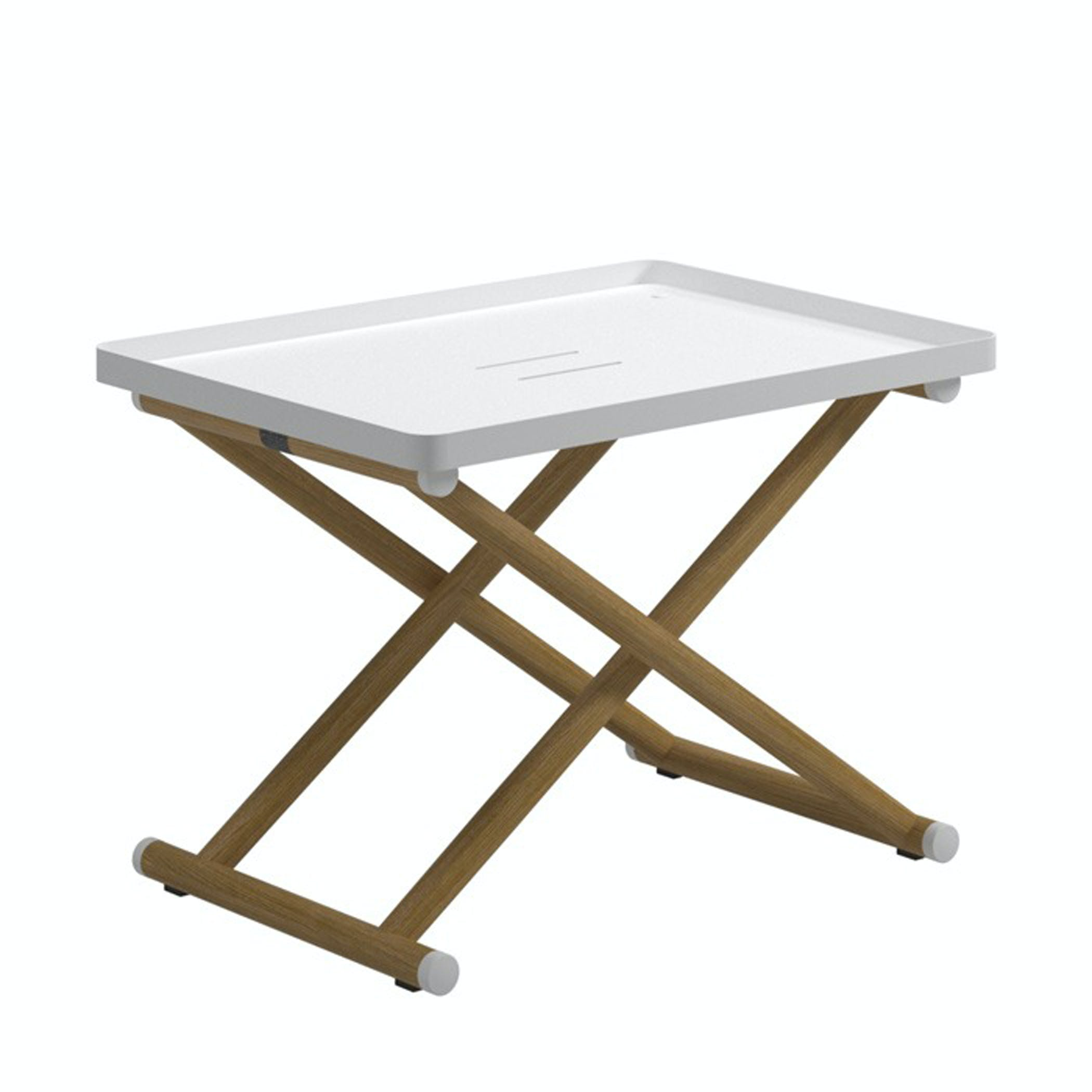 Voyager Folding Tray Stand