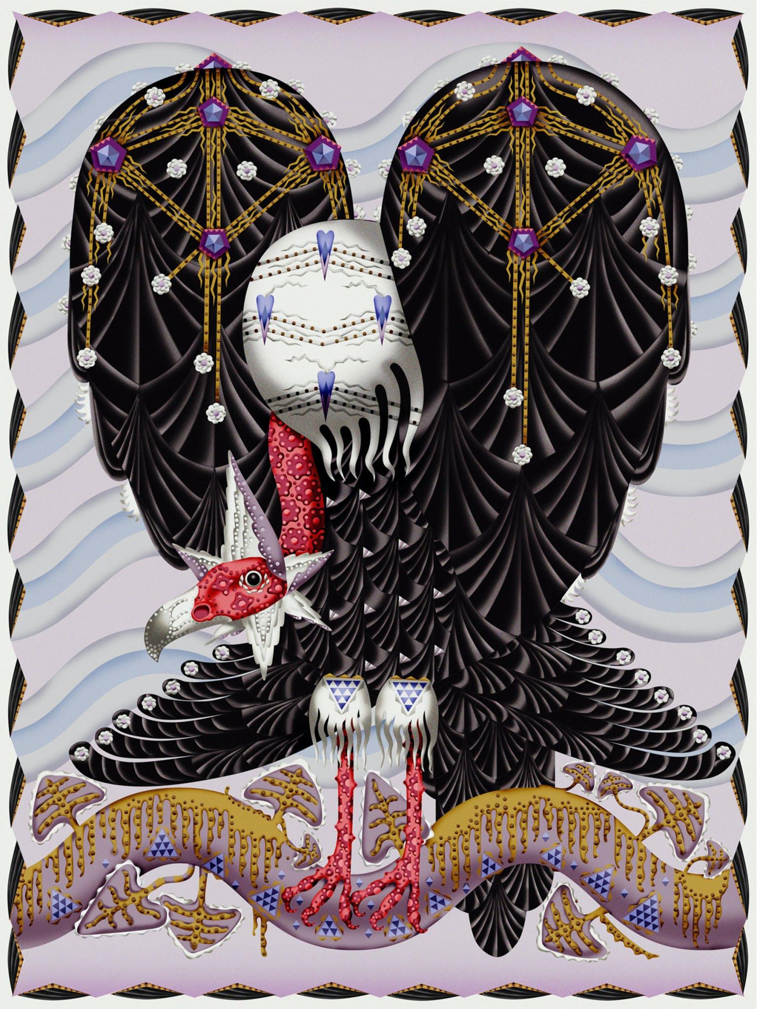 Klaus Haapaniemi Vulture 200X300 Lr