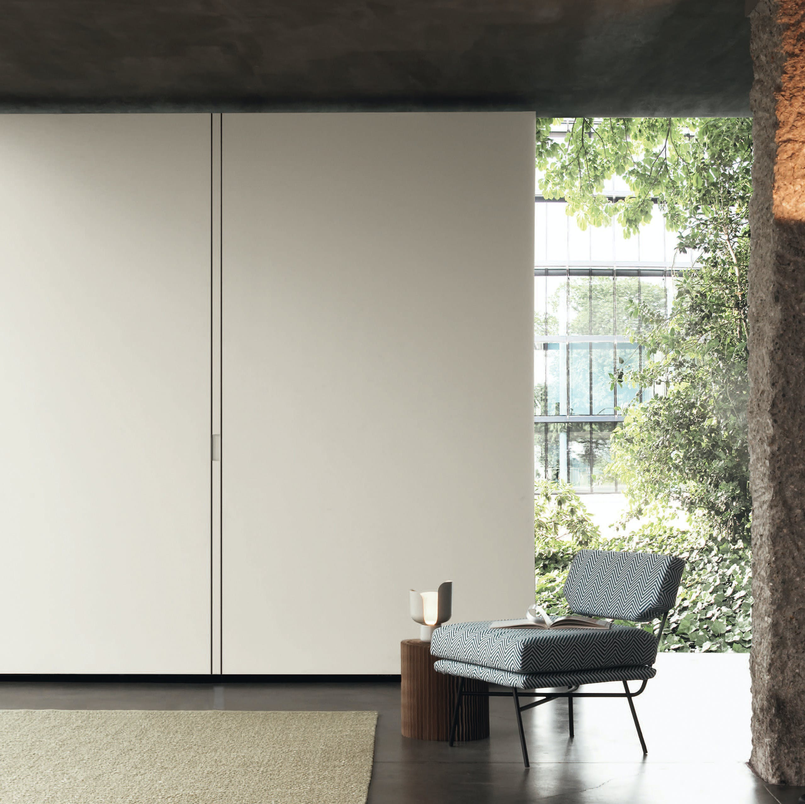 Giellesse Wall System Drawer Front Haute Living