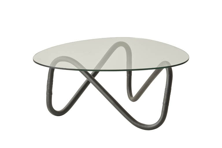 Wave Coffee Table Black 1