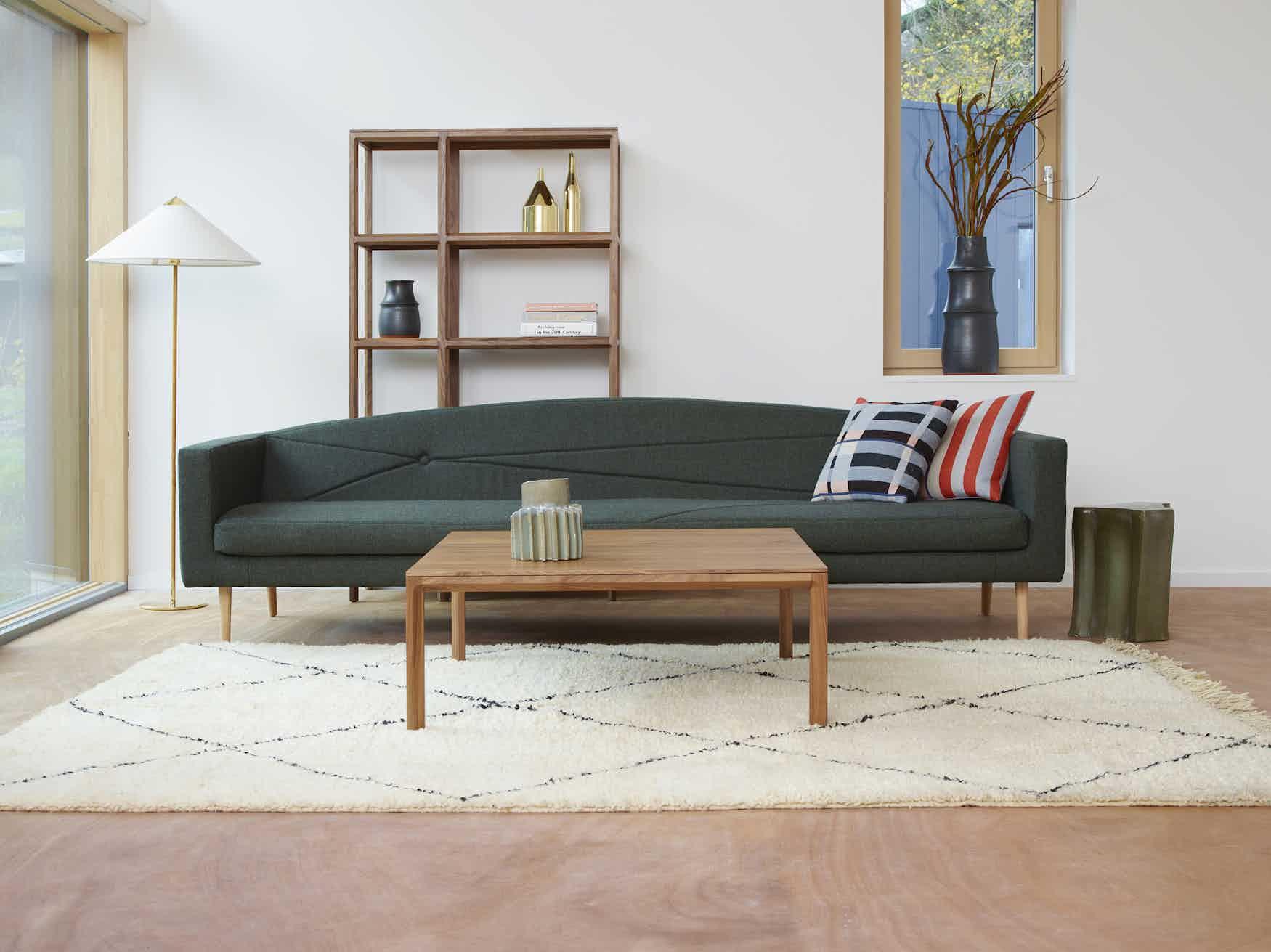 Scp furniture winchester sofa front insitu haute living
