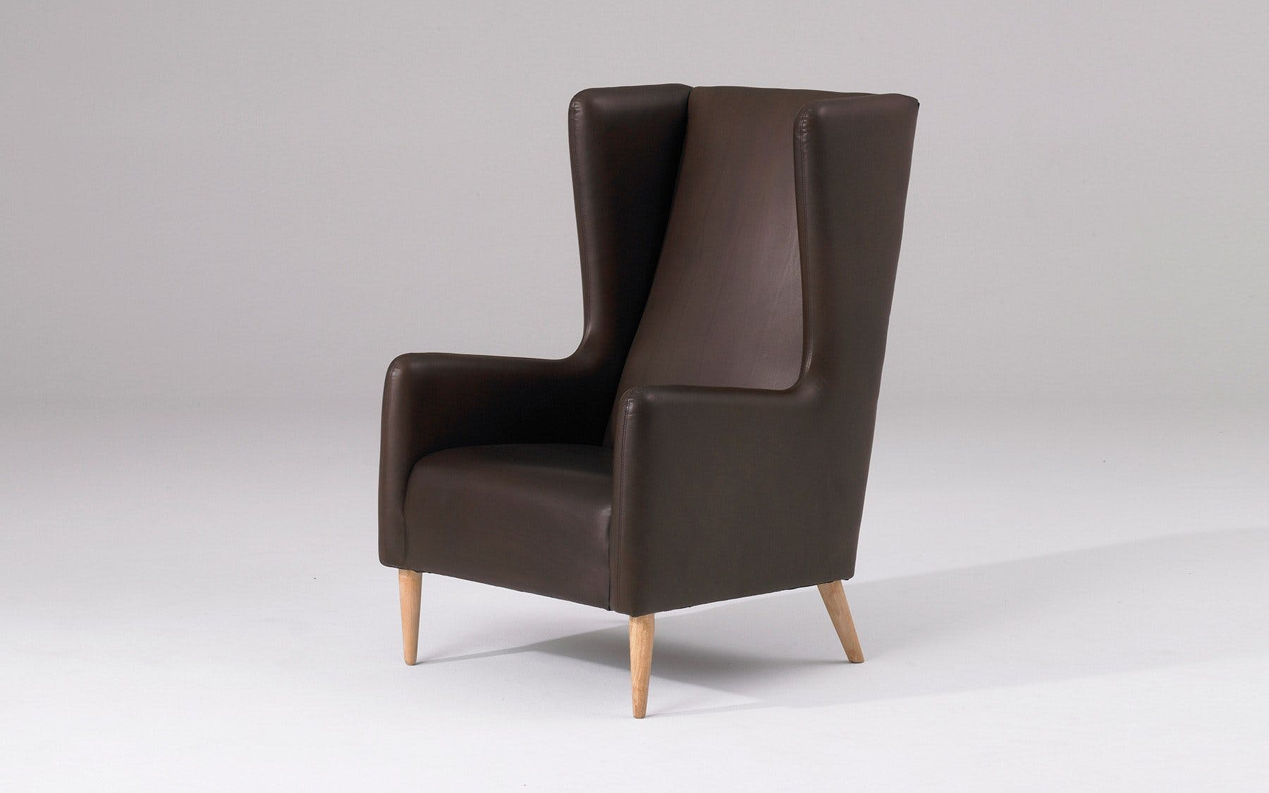 Winged Armchair 4