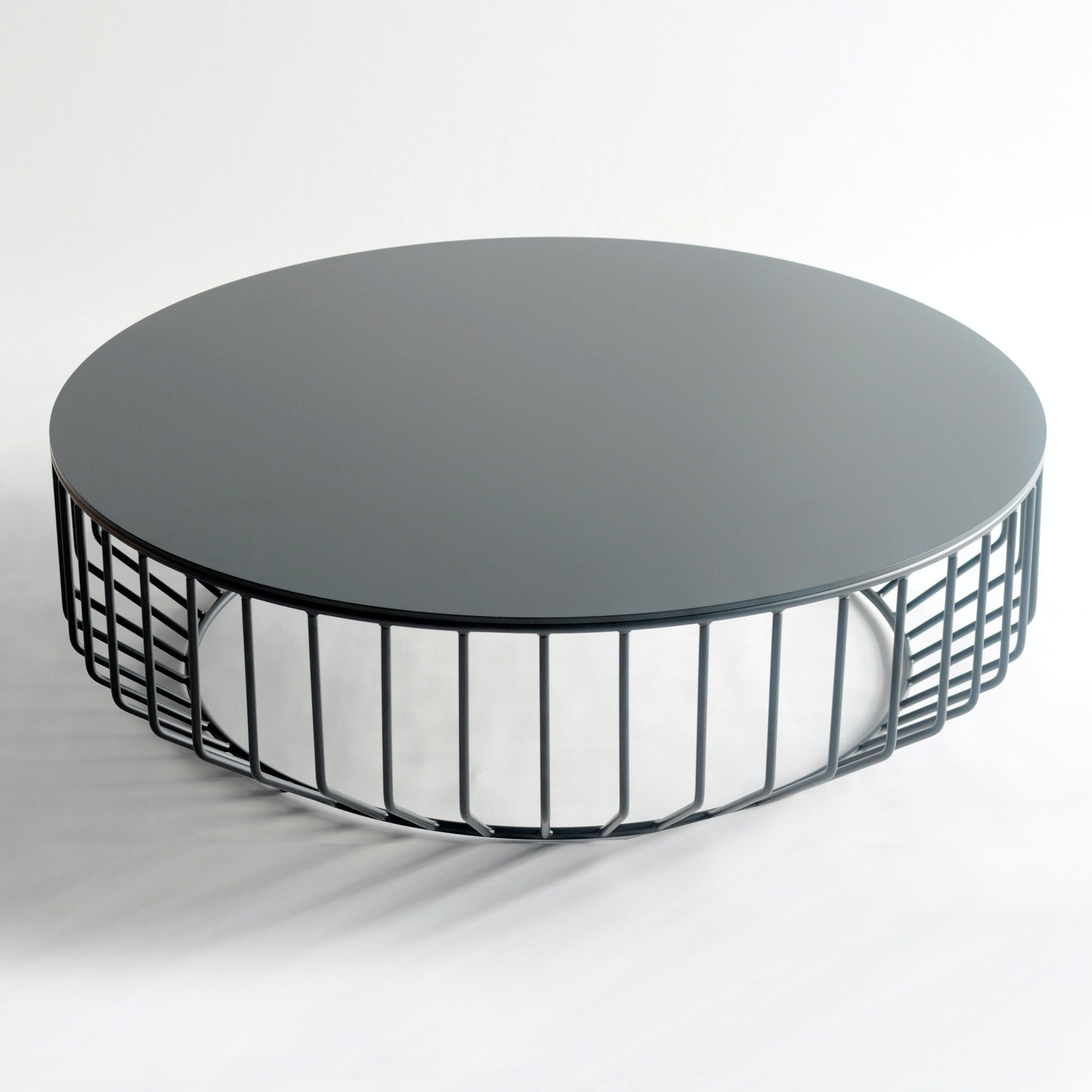 Phase Design Wired Coffee Table Black Haute Living