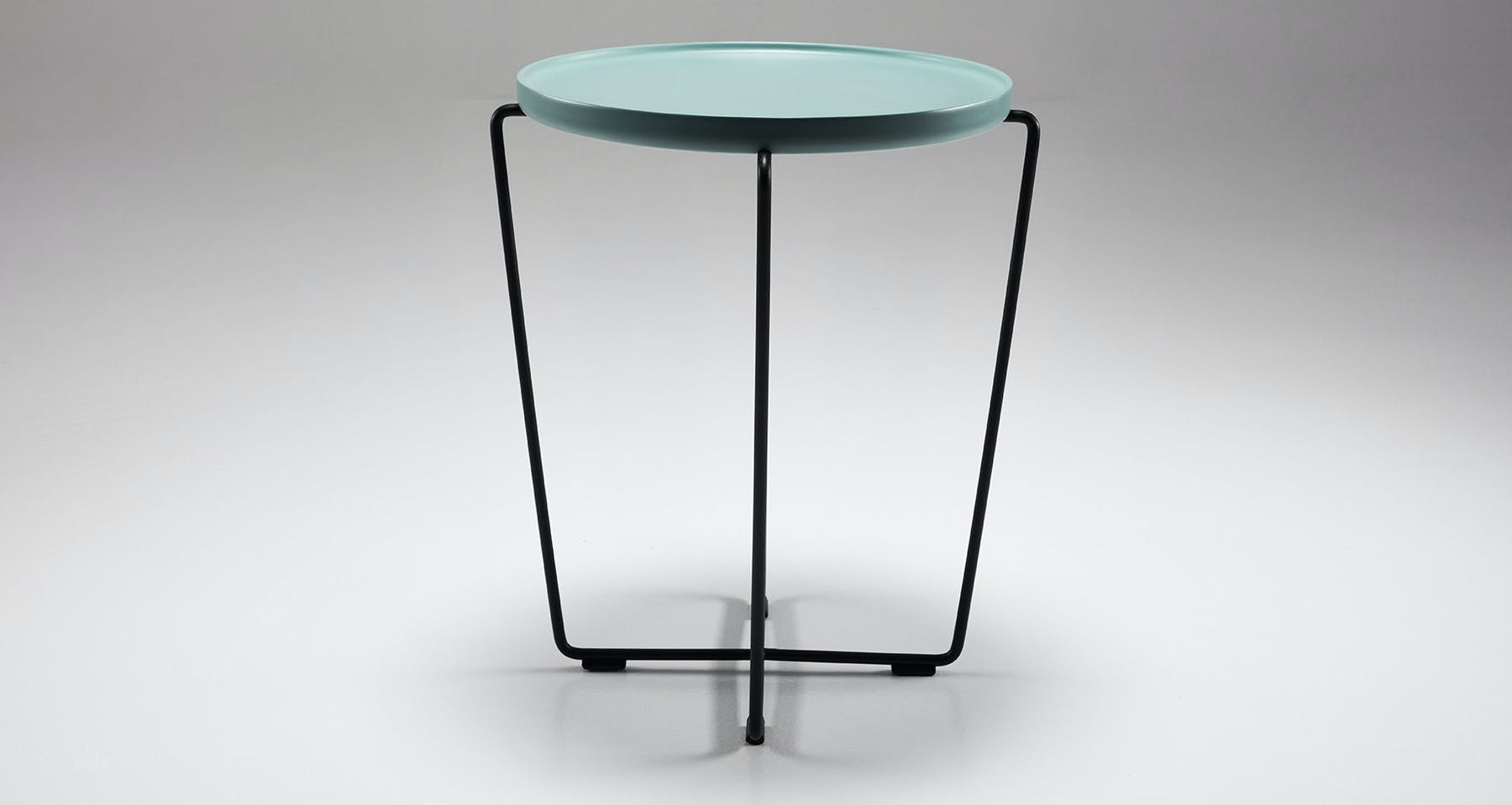 Won Green Cage Table Tall