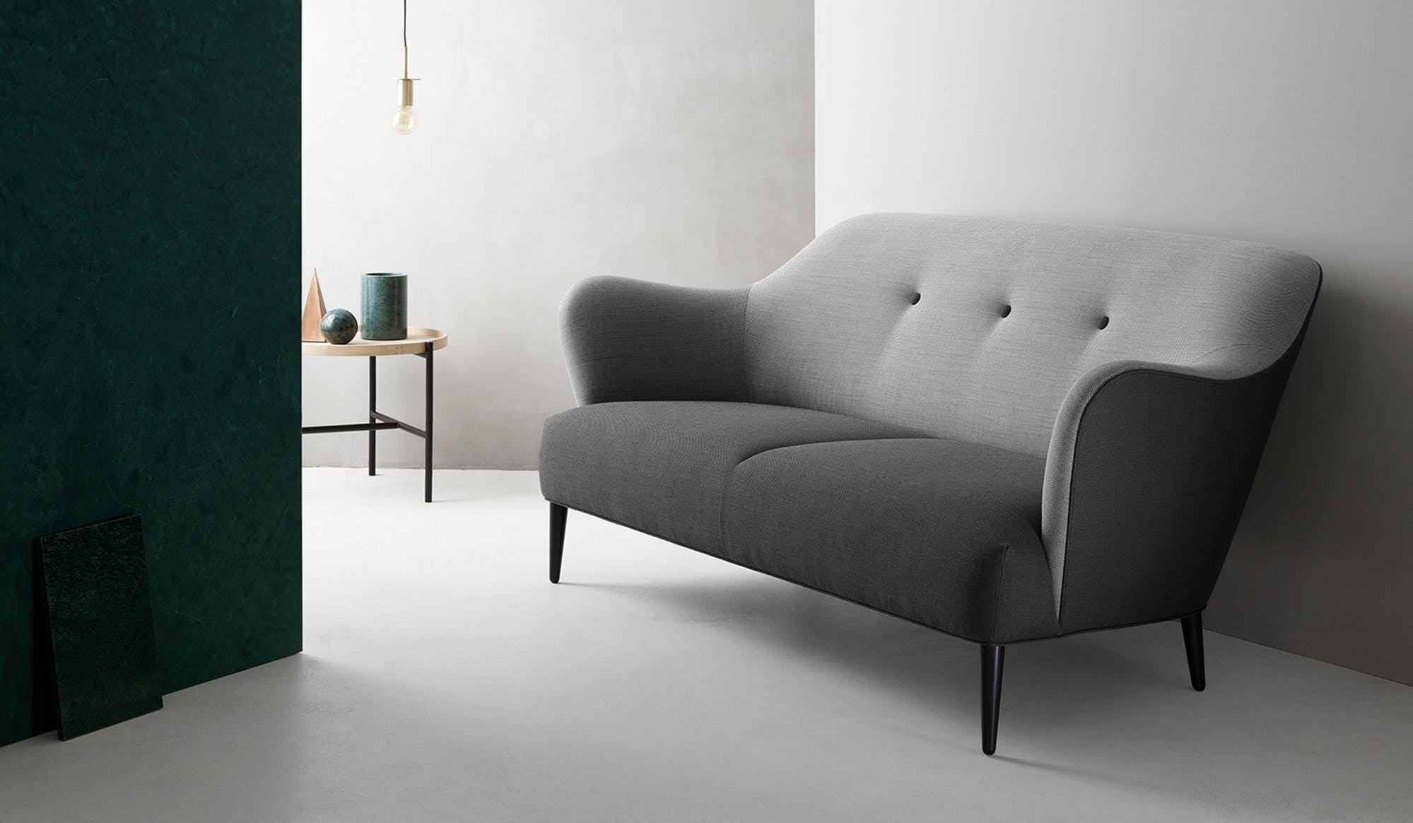 Retro Sofa by WON, now available at Haute Living