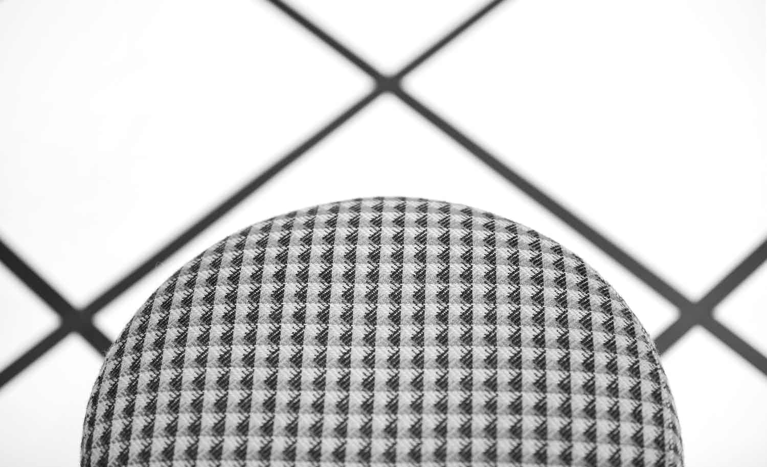Deadgood-woody-stool-houndstooth-detail-haute-living