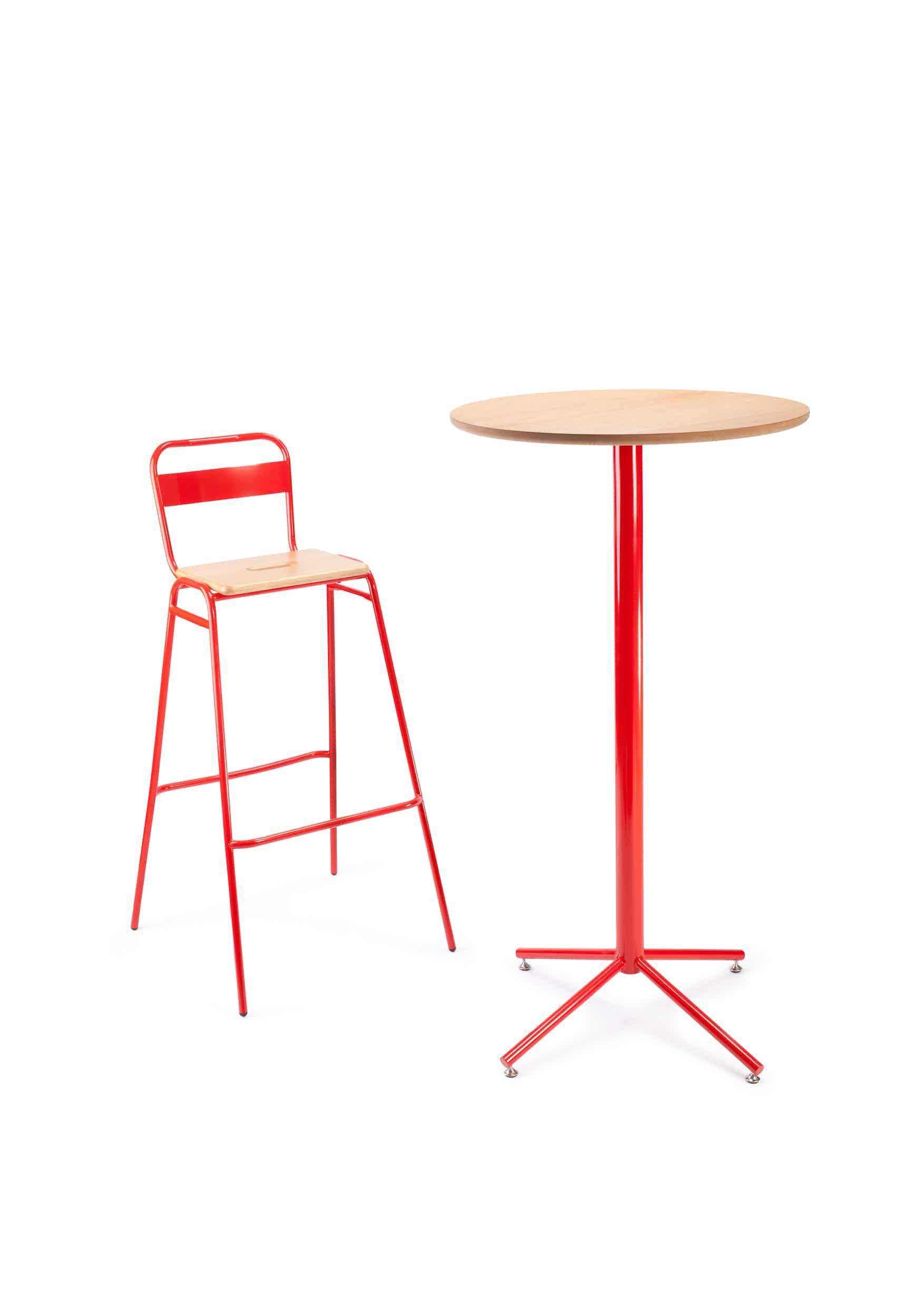 Deadgood-working-girl-bistro-table-bar-stool-haute-living