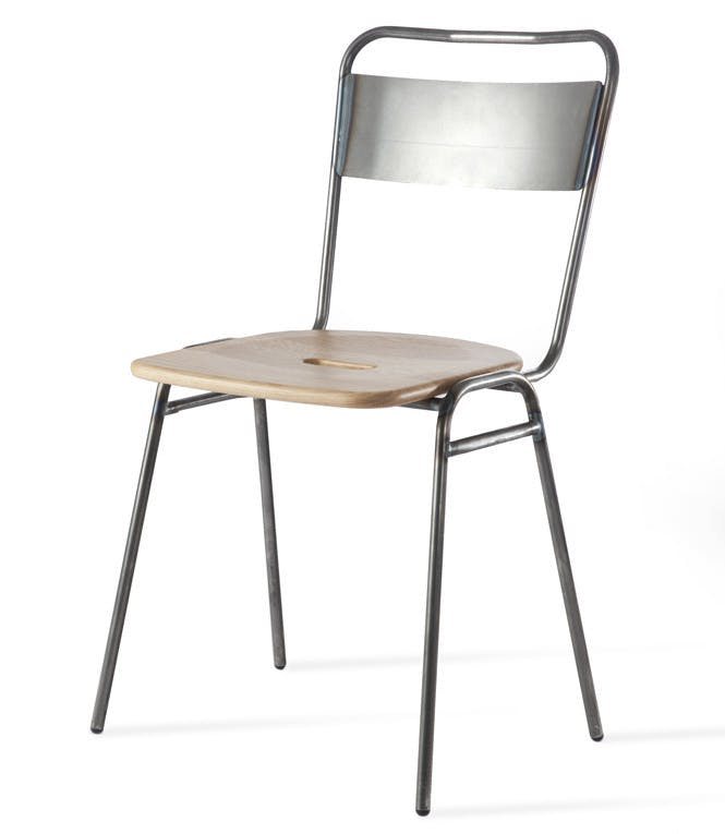 Raw Working Girl Chair1