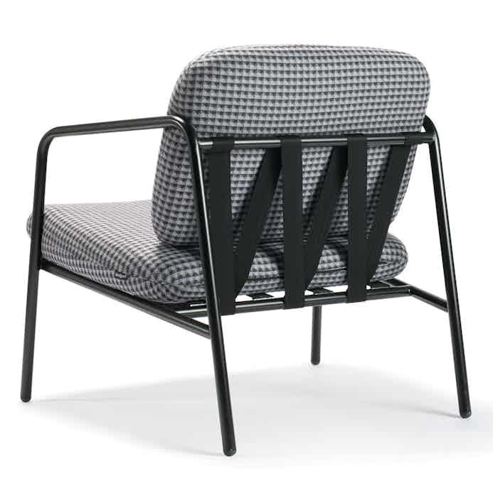 Deadgood-working-girl-lounge-chair-checkered-haute-living