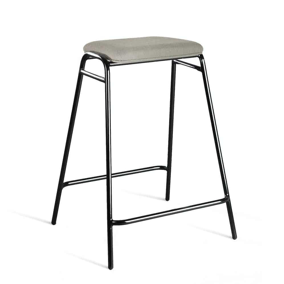 Deadgood-working-girl-soft-black-stool-angle-2-haute-living