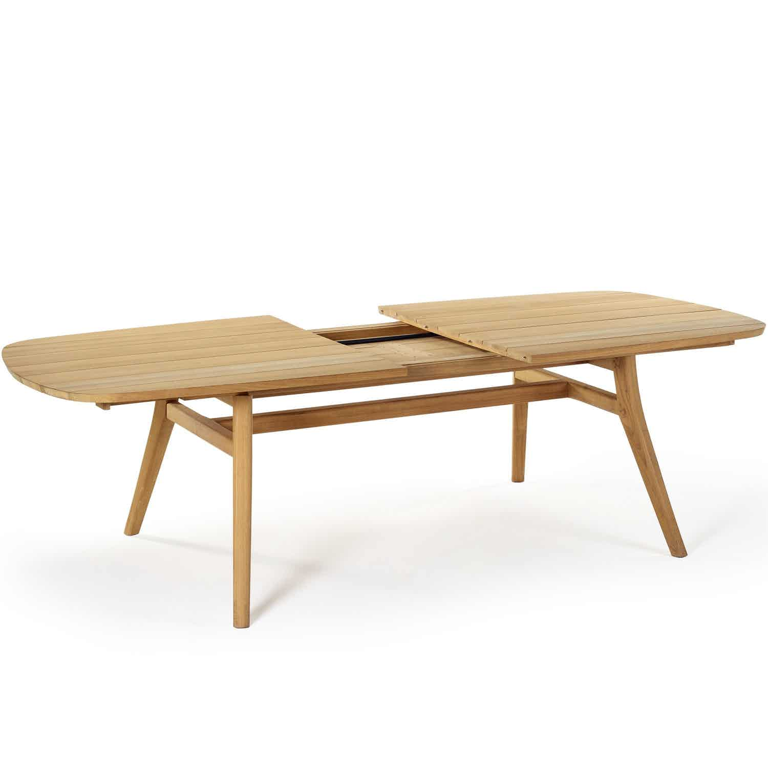 Royal Botania Zidiz Extendable Table2 Haute Living